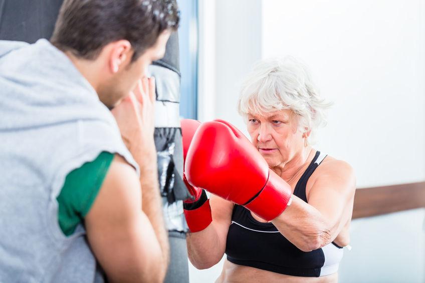 Artes marciales recomendadas para personas mayores