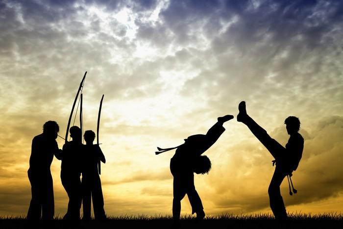 ¿Capoeira es efectiva para la defensa personal?