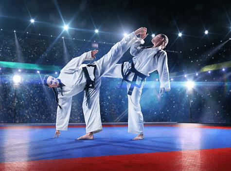 Deportes combate olímpico queman calorías