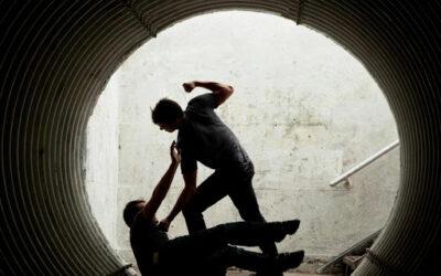 Aprender Krav Maga para evitar ser atacado