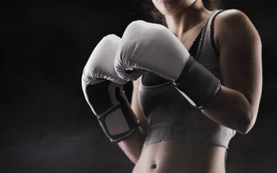 El boxeo femenino en los Juegos Olímpicos está aumentando