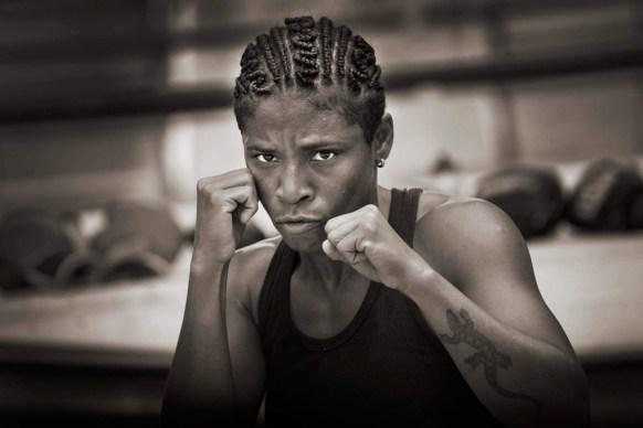 El boxeo olímpico en cuba no es un deporte de mujeres