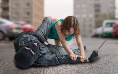 ¿Cómo defenderte en caso de un asalto en la calle?