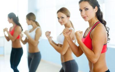 5 mejores deportes de combate para las mujeres indefensas