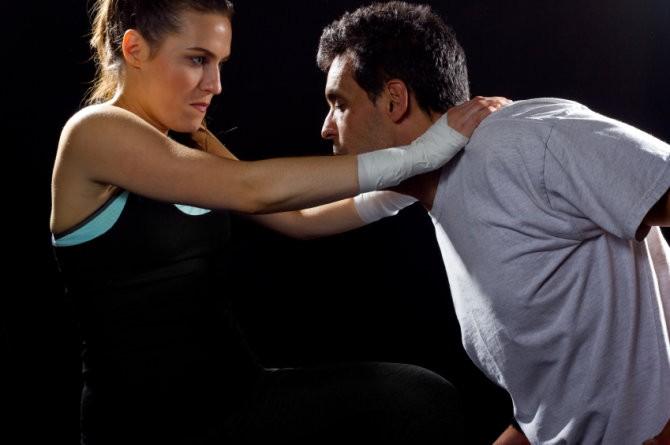 Krav Maga autodefensa y combate
