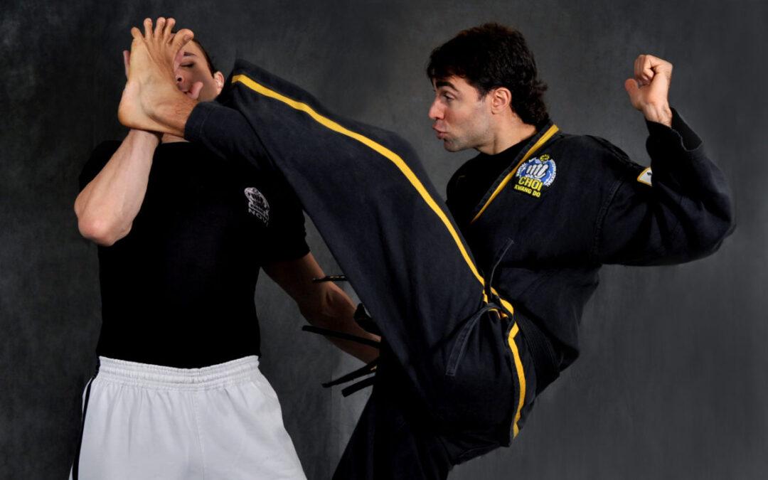 Choi Kwang Do: autodefensa y mucho más