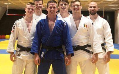 Judo: Dirk Van Tichelt teme por su carrera y los Juegos Olímpicos de Tokio