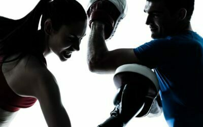 Shadow Boxing en Krav Maga