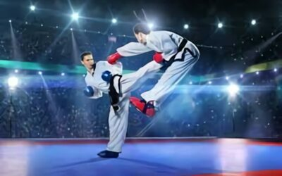 Los dos aspectos del Taekwondo: técnico y combate