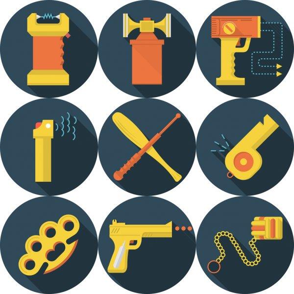 Armas de defensa personal: ¿realmente útiles?