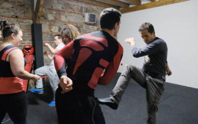 Preguntas frecuentes en el entrenamiento de Krav Maga
