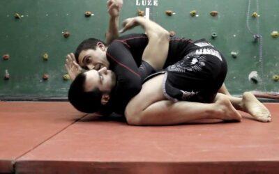 Grappling: modalidad de lucha efectiva en Krav Maga