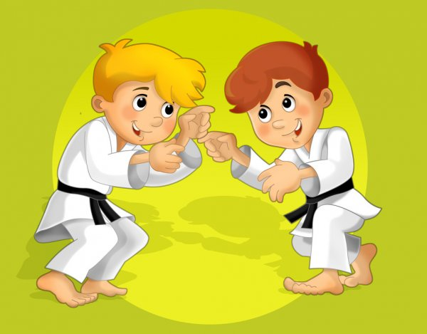 4 cualidades que desarrollan los niños en Karate