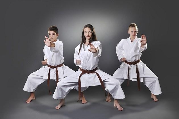 preparación física para karate
