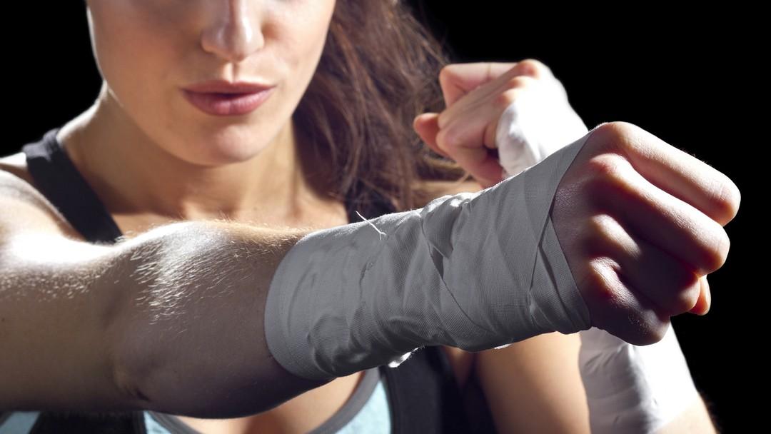 ¿Qué aprendes en un entrenamiento de defensa propia?