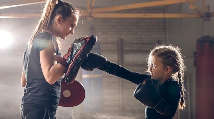 Krav Magá: el sistema para que tus hijos sepan realmente cómo defenderse