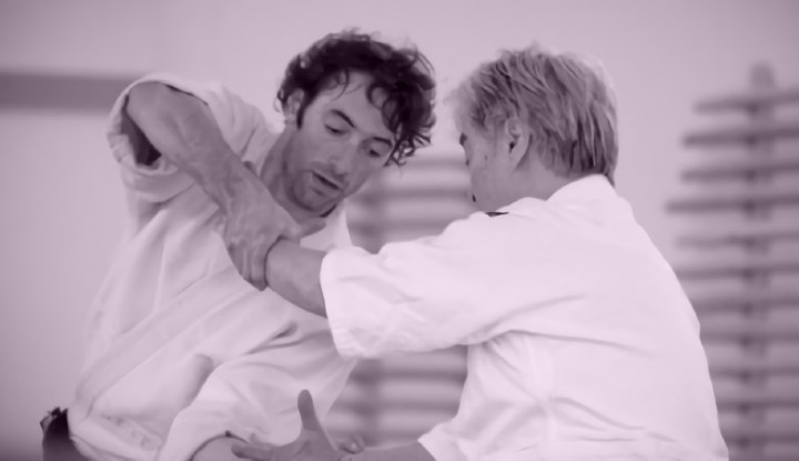 El arte del Uke y el Tori en el entrenamiento de Krav Magá