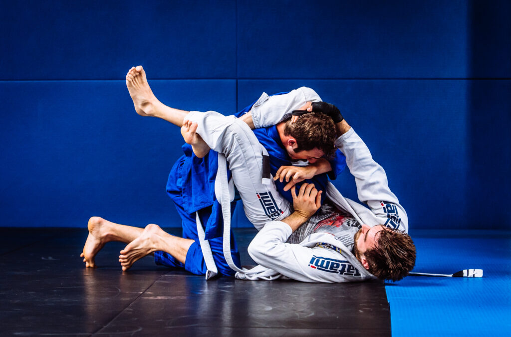 Técnicas fundamentales del Jiu Jitsu Brasileño