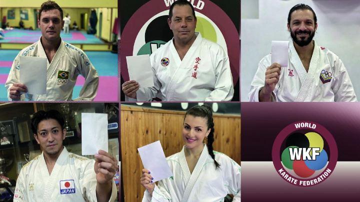 Karatecas apoyan campaña del Día Internacional del Deporte para el Desarrollo y la Paz