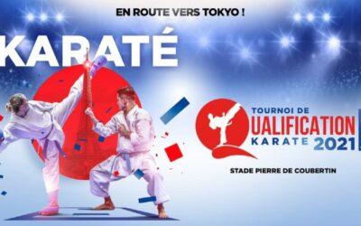 WKF anunció medidas de bioseguridad para el Torneo Clasificatorio Olímpico de París