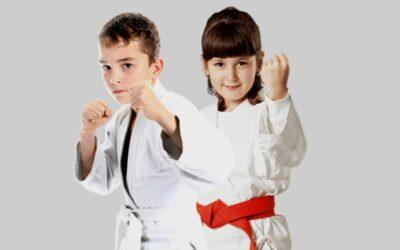 Principios del entrenamiento de fuerza para niños que practican Kárate