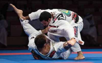 6 Principios para un pase de guardia efectivo en Jiu Jitsu