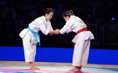 WKF anunció oficialmente los primeros clasificados a Tokio 2020