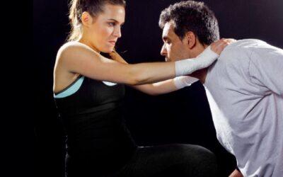 4 técnicas esenciales de artes marciales para la autodefensa