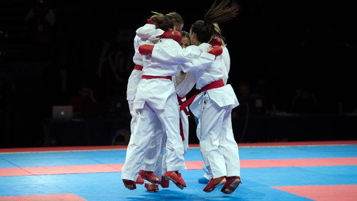 Representación Olímpica luego del Torneo Clasificatorio de París