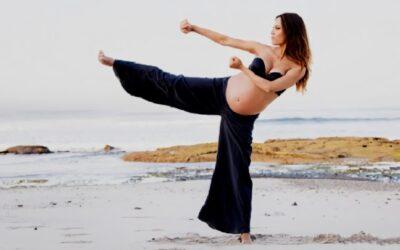 Artes marciales: lo que puedes y no puedes hacer durante el embarazo