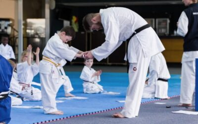Respeto en las artes marciales