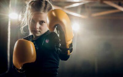 Beneficios del Kickboxing para niños