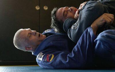 Las 4 posiciones principales del Jiu-Jitsu