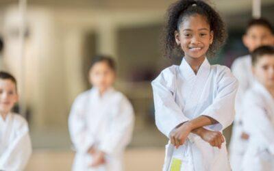 Cómo las artes marciales enseñan a los niños la responsabilidad