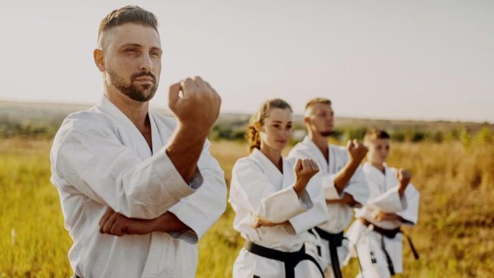 La práctica de artes marciales y tu salud psicológica