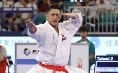 Karatecas japoneses buscan consagrarse en los Juegos Olímpicos de Tokio