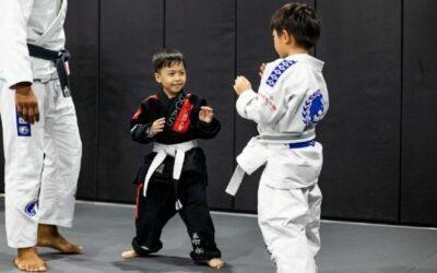 ¿Cómo mantener a tu hijo motivado en la práctica de artes marciales?