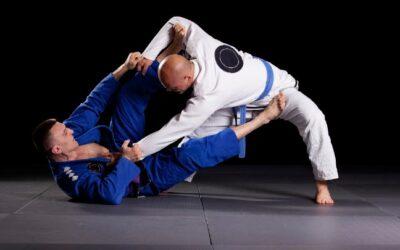 6 Posiciones de Jiu Jitsu Brasileño para principiantes