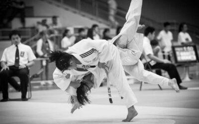 Kuzushi: el arte de romper el equilibrio de un oponente