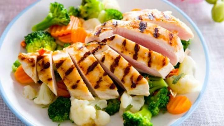 ¿Qué comer luego de entrenar?