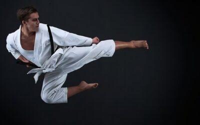 Técnicas y variaciones de las patadas con salto