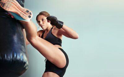 7 Razones para practicar Kickboxing