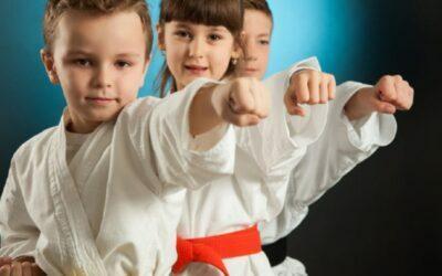 Conceptos y valores que las artes marciales inculcan en los niños