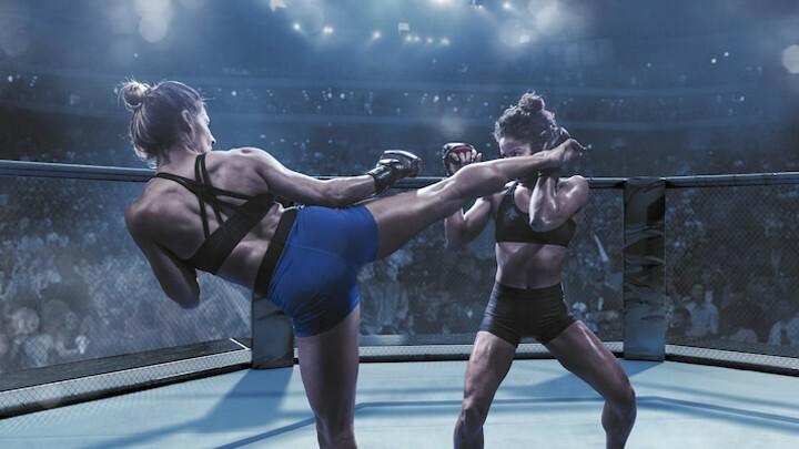 Evolución de las artes marciales